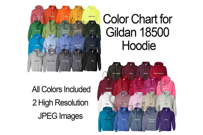 color-chart-for-gildan-18500-hoodie-digital-color-chart