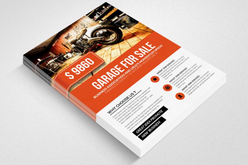 garage-sale-flyer-template