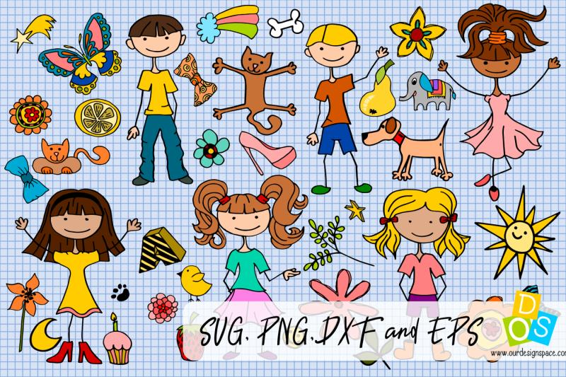 huge-little-people-doodle-bundle-of-77-svg-png-dxf
