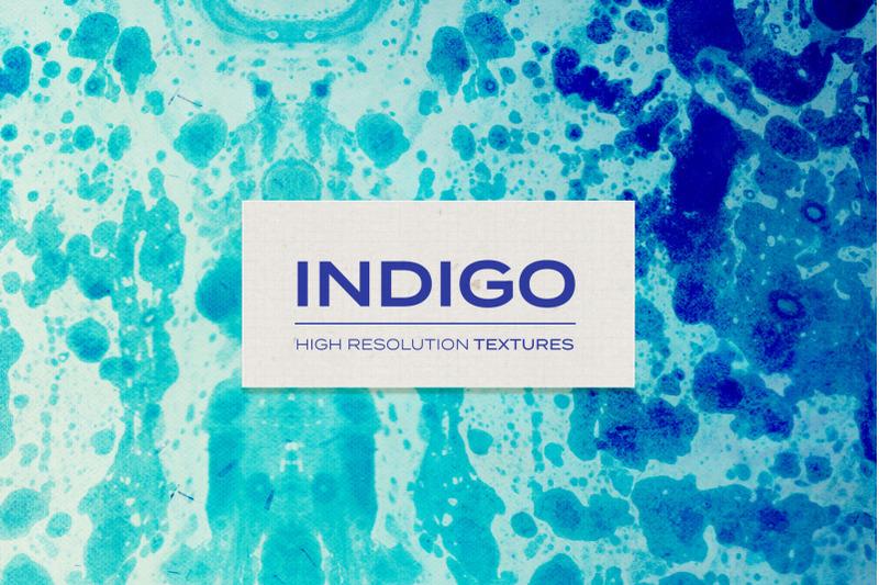 indigo-textures