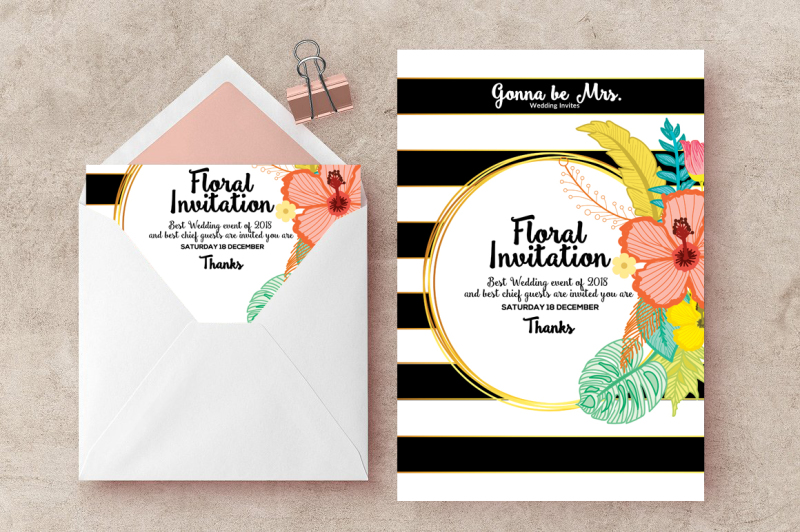 floral-invitation-card-template