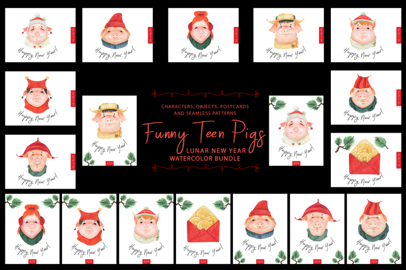 funny-teen-pigs