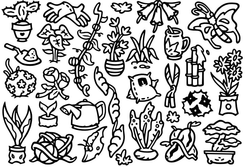 29-home-garden-doodles