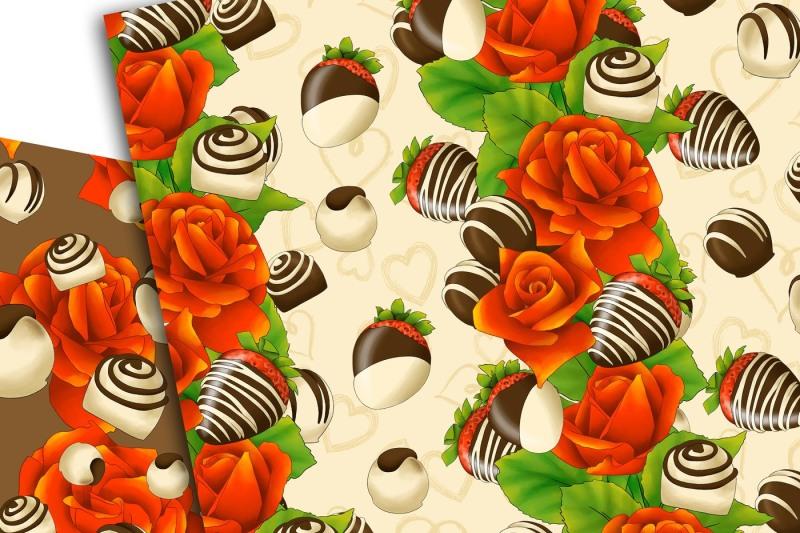 valentine-s-candy-digital-paper