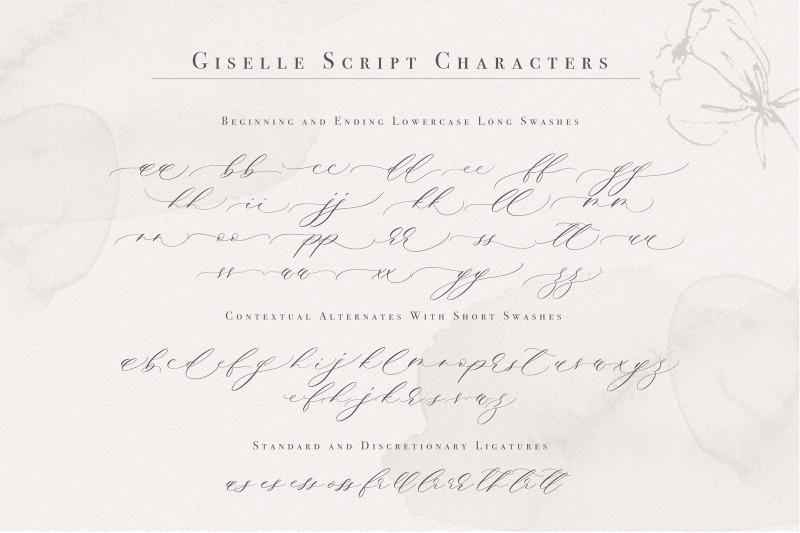 giselle-script
