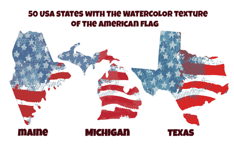 watercolor-united-states-of-america