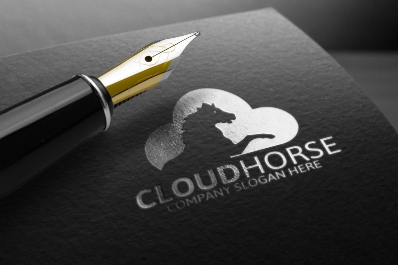 cloud-horse