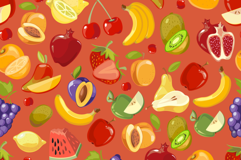 scattered-fruits-summer-vector-seamless-pattern