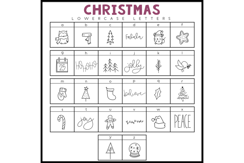 merry-and-bright-a-christmas-winter-doodles-font