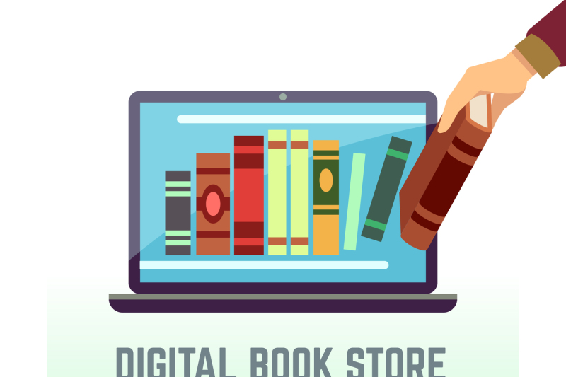 electronic-library-online-documents-digital-book-store-books-on-com