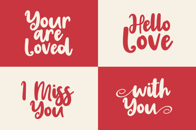 valentins-script-bonus-2-font