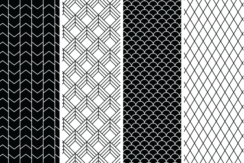 line-love-seamless-patterns
