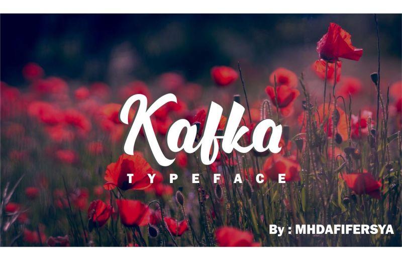 kafka-font