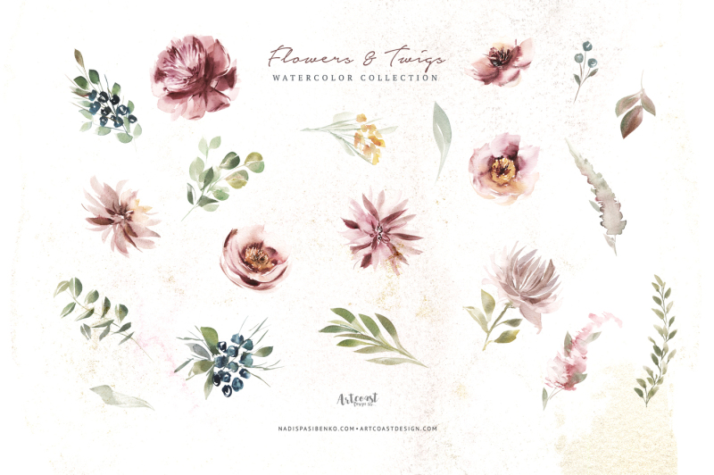elegant-of-peonies-and-anemones