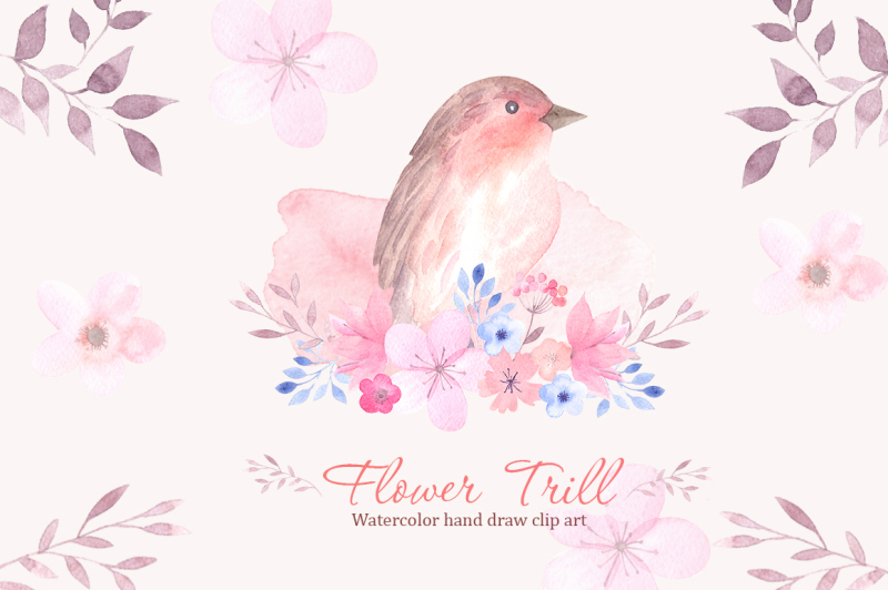 flower-trill-watercolor-clipart