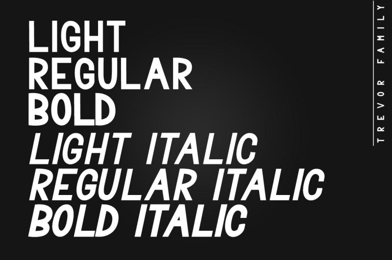 trevor-elegant-sans-serif-family