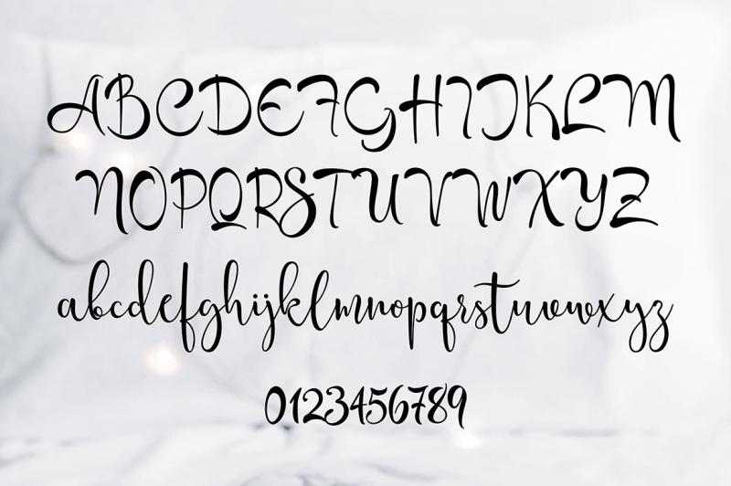 catmint-script-font