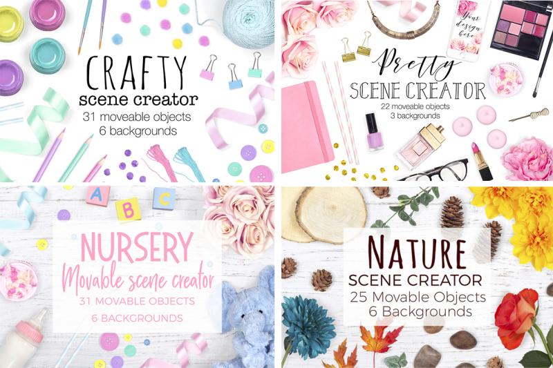 huge-scene-creator-bundle