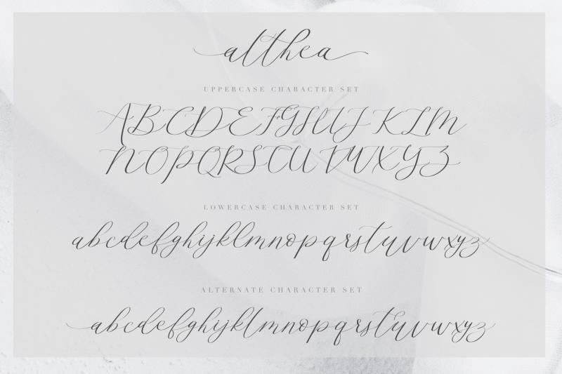 althea-script