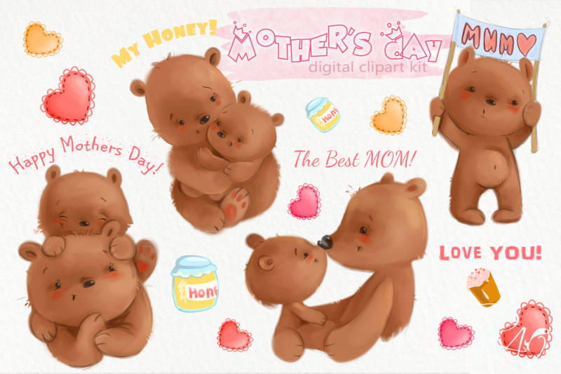 rivusart-cuties-bundle