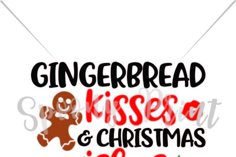 gingerbread-kisses