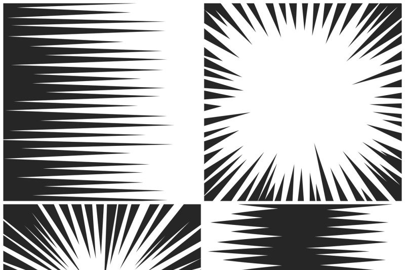 horizontal-and-radial-speed-lines-graphic-manga-comic-drawing-vector-b