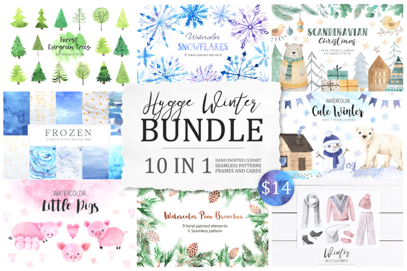 bundle-winter-hygge-watercolor-kit