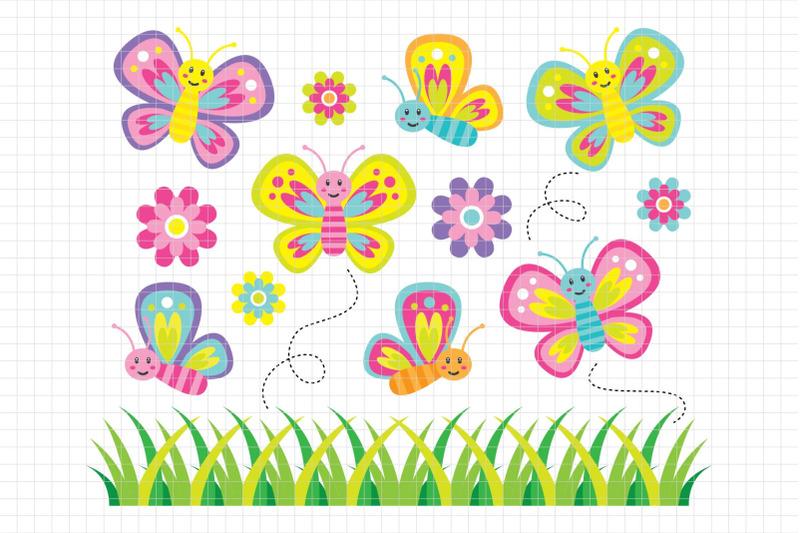 lovely-butterflies-digital-clipart-les-cl12