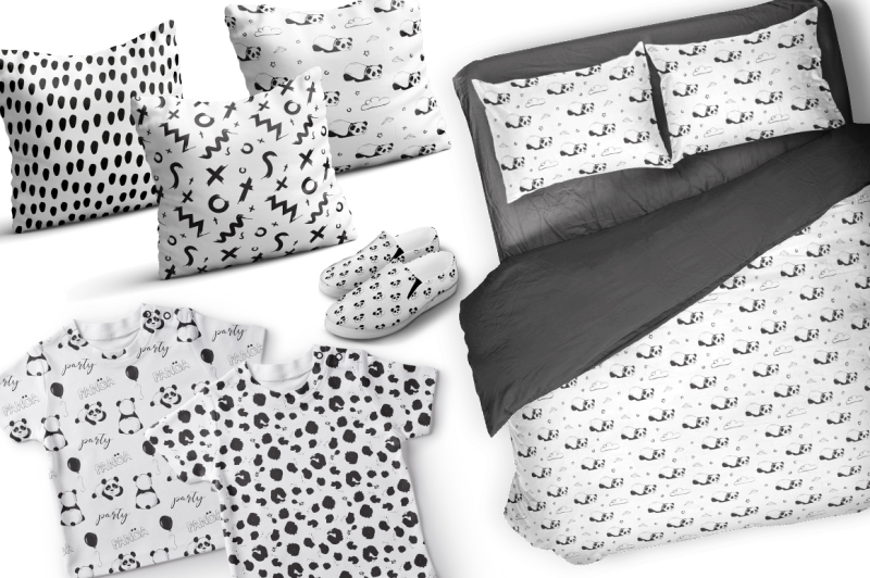 black-amp-white-seamless-patterns-with-cute-pandas