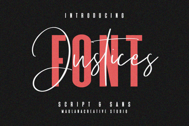 justices-font