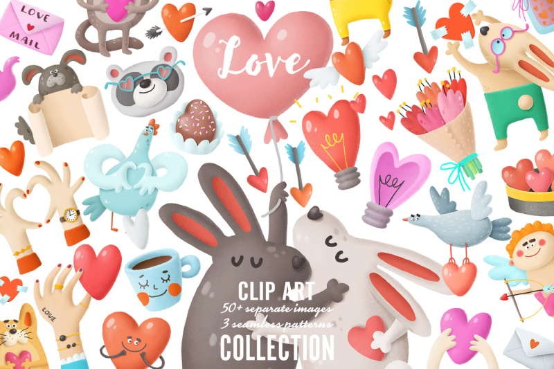 love-clip-art-collection