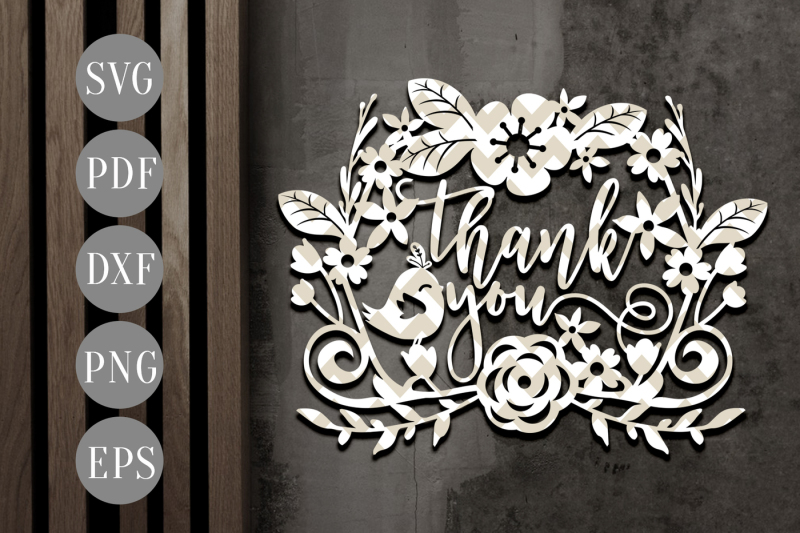 thank-you-wreath-svg-papercut-template-house-cutting-file-dxf-pdf