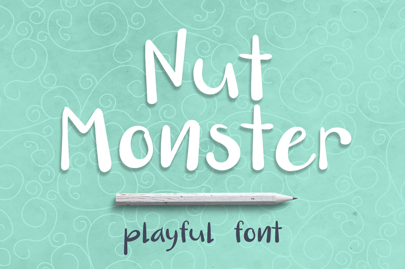 nut-monster