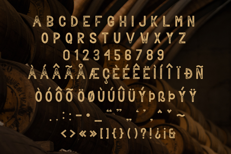 bavalor-all-caps-font-family-with-extras