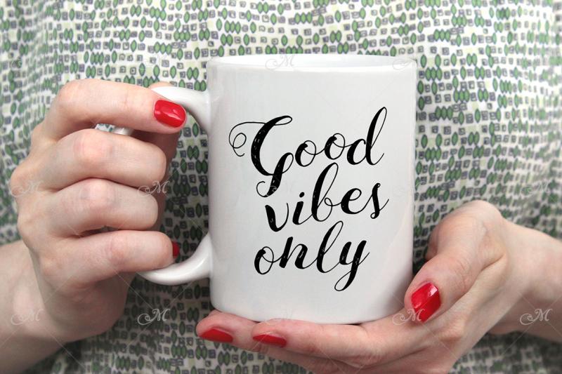 Free Green Mug Mock-up. PSD + JPEG (PSD Mockups)