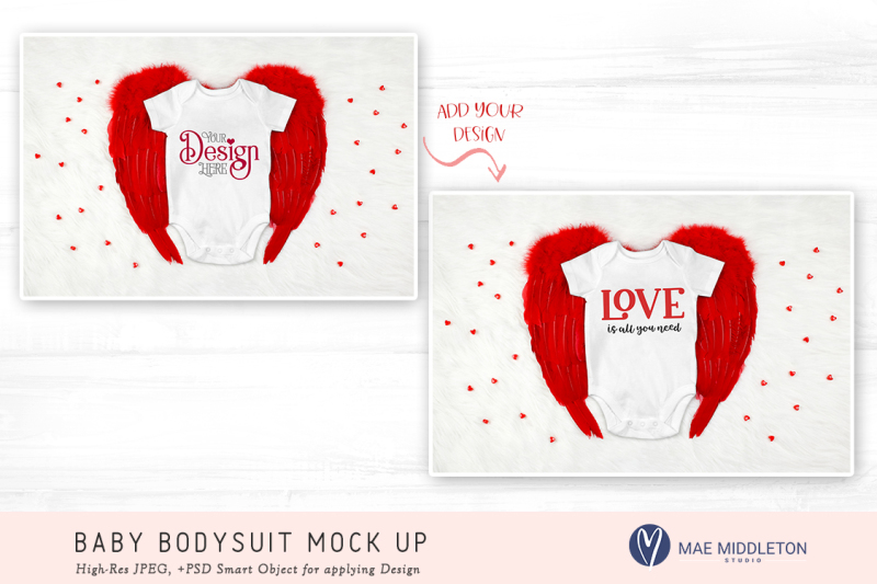 baby-bodysuit-on-red-wings-mock-up-for-valentine-s-love-styled-photo