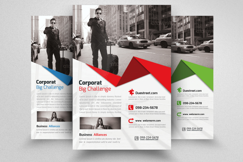 business-traveling-agency-flyer