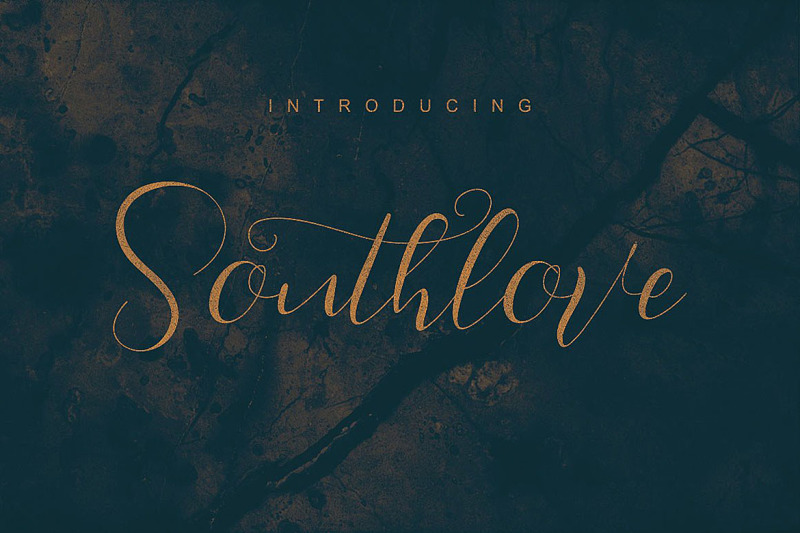 southlove-script-font