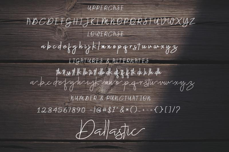 dallastic-script