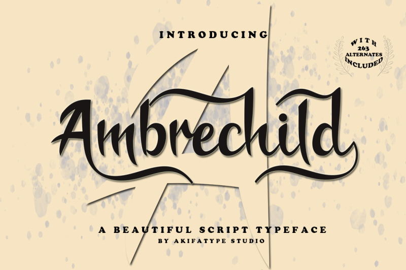 ambrechild-script