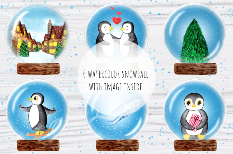 watercolor-snowball-mock-up