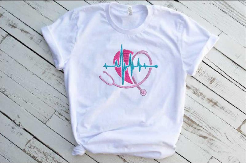 heart-pulse-line-embroidery-design-nursing-nurse-stethoscope-243b