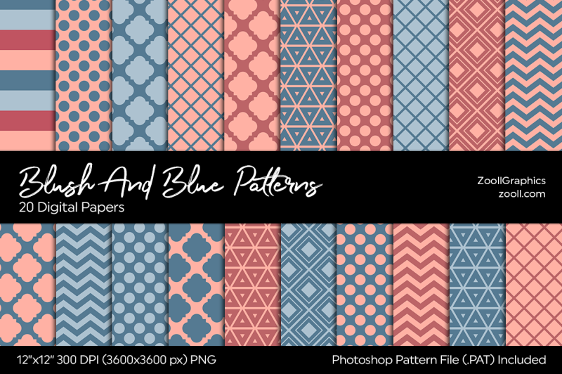 blush-and-blue-digital-papers