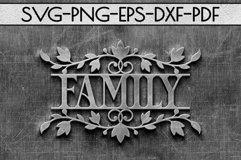 family-sign-papercut-template-home-decor-svg-eps-pdf