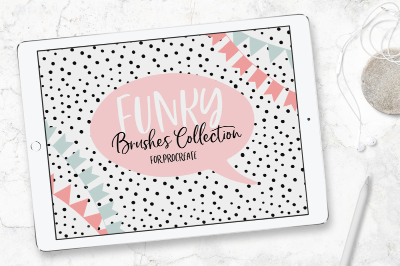 funky-brushes-collection-for-procreate