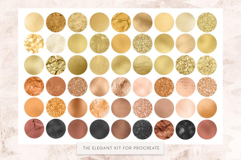 elegant-kit-for-procreate