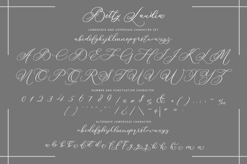 betty-laudia-modern-calligraphy