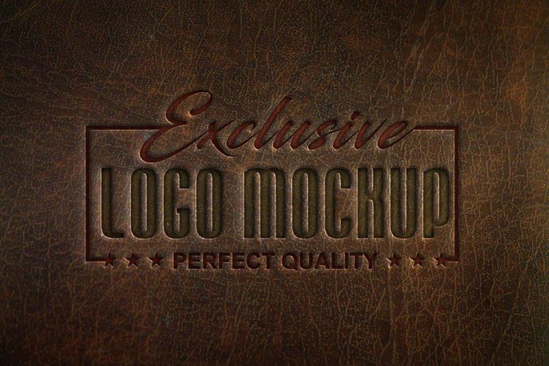 Free Logo Mock-up Pack Vol.9 (PSD Mockups)