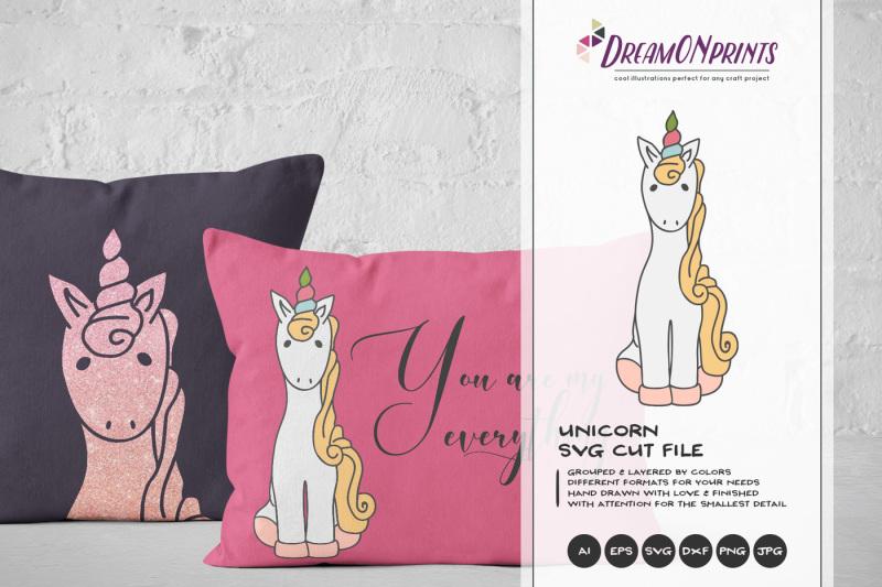unicorn-svg-cut-file
