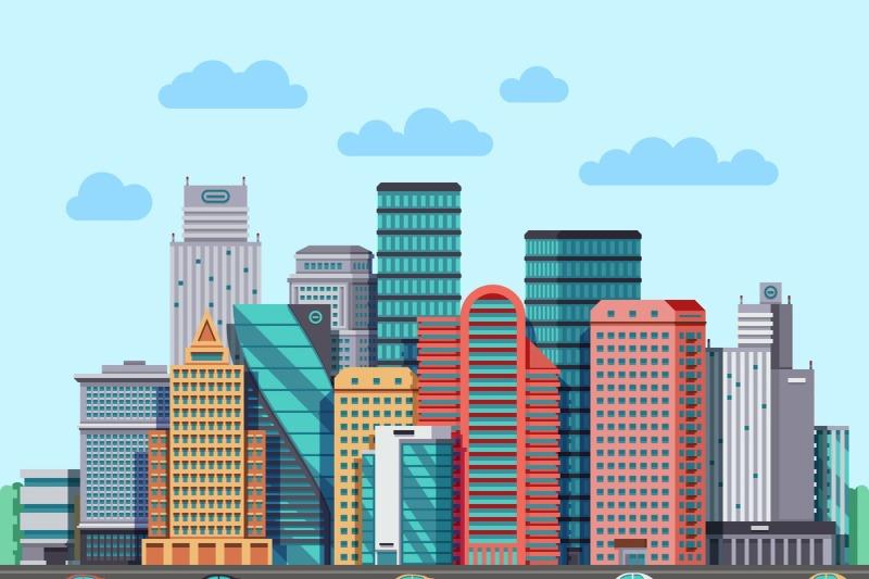 city-buildings-panorama-urban-architecture-vector-cityscape-backgroun